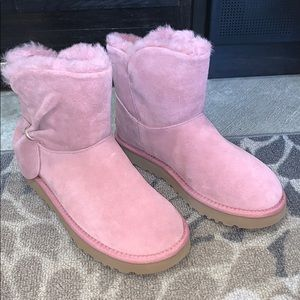 NEW Authentic Pink UGGS